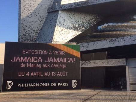La Philharmonie de Paris à l'heure jamaïcaine : JAMAICA JAMAICA, une exposition incontournable.