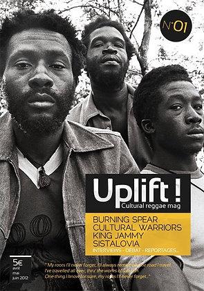 UPLIFT ! # 01
