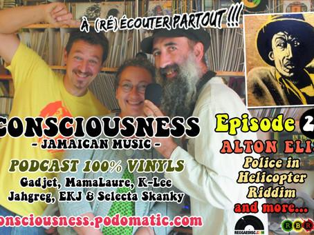 CONSCIOUSNESS Épisode 21 en ligne... A (ré)écouter partout !!!