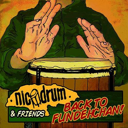 CD/ NICODRUM & FRIENDS - Back to fundehchan