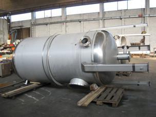 Serbatoio HL 50 a pressione
