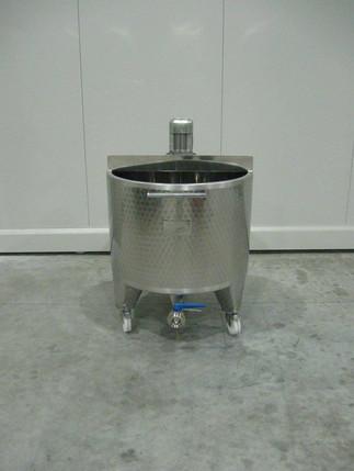 Miscelatore HL 5 standard con agitatore fisso