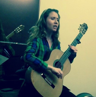 """Sarah Perske performs """"Consecrate"""" from """"Ancient Dreams and Visions"""""""