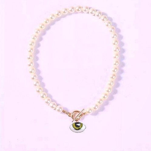 Karma Pearl Necklace