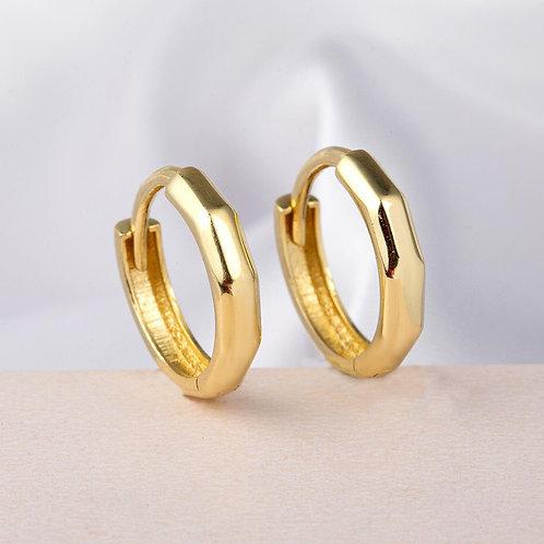 14K Hoops Earring