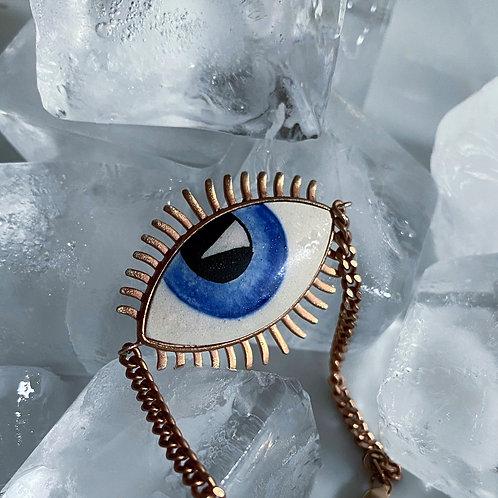 Iris Chain Bracelet