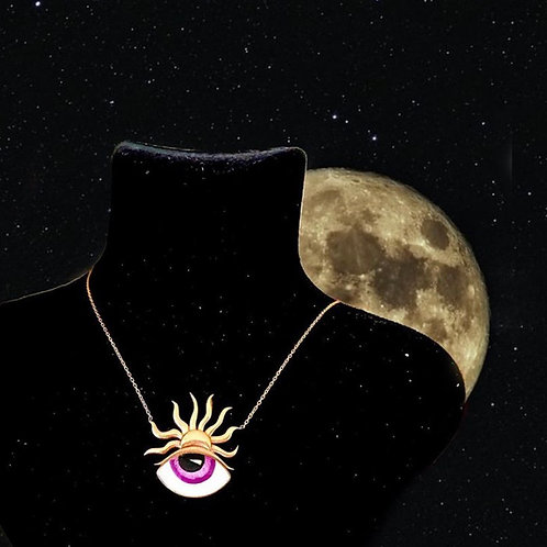 ILY Sun Necklace