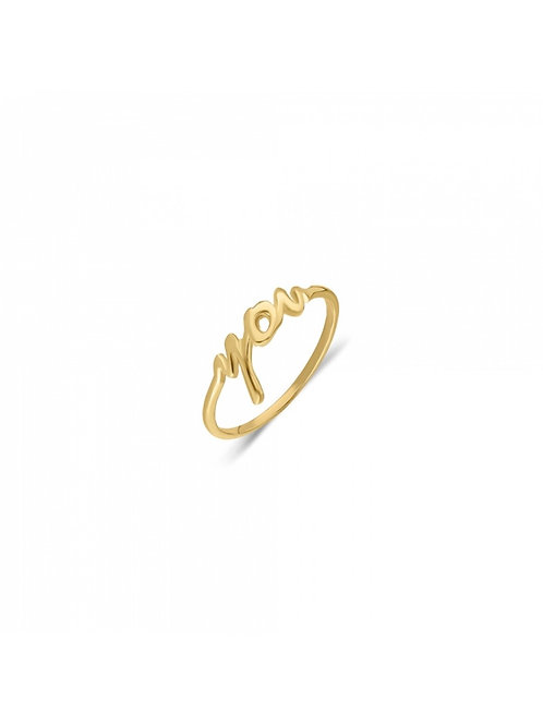 14K YOU Ring