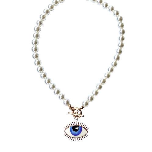 14K Gold Siciliano Necklace