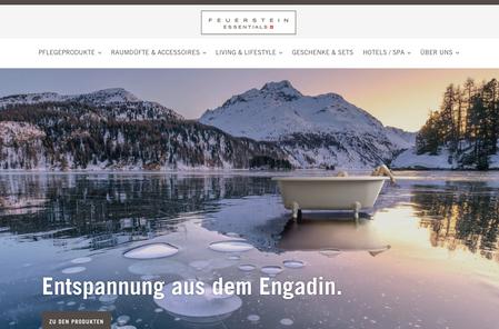 Feuerstein Essentials Switzerland Webpag
