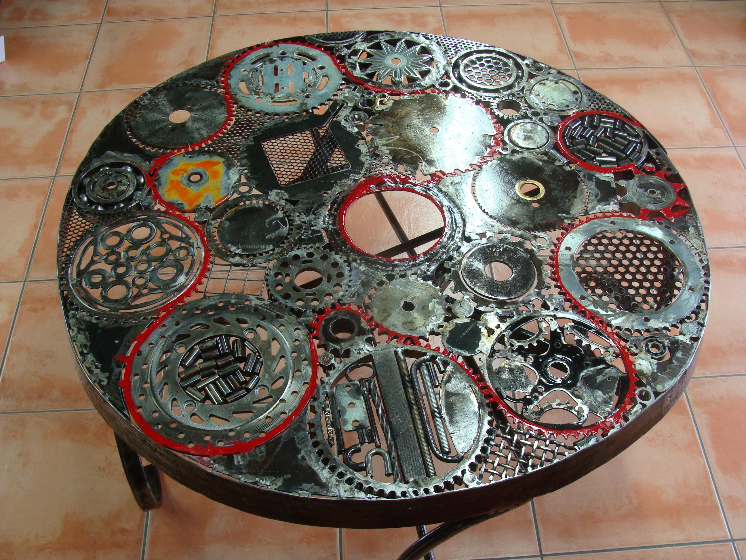 table basse -De cercle en cercle-3.06