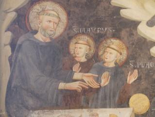 21 marca - wspomnienie św. Benedykta.