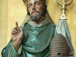 Wspomnienie św. Ambrożego, patrona pszczelarzy