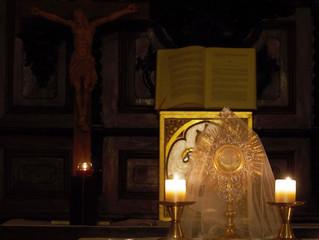 Wielka Sobota - dzień czuwania i adoracji.