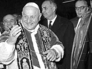 Wspomienie św. Jana XXIII Papieża.