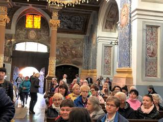 Fotorelacja z wycieczki parafialnej na Mazury