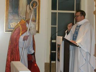Wspomnienie św. Mikołaja Biskupa Myry