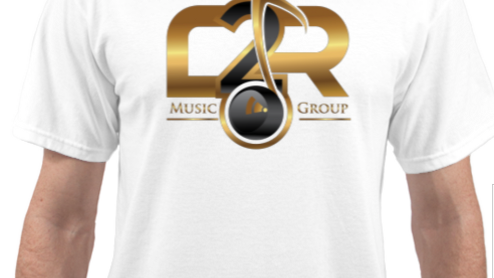 C2R Music Group Logo Short Sleeve Tee