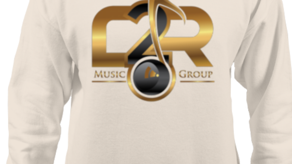 C2R Music Group Logo Long Sleeve Sweatshirt