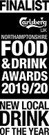 award winning non alchohlic spirits UK