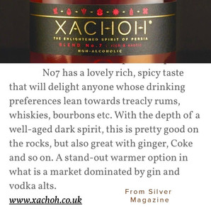 A lovely rich, spicy taste that will delight!