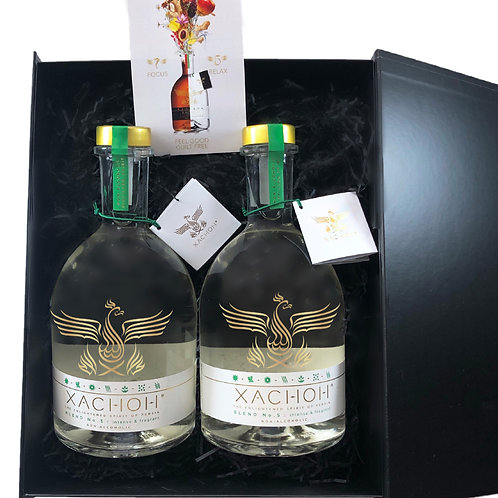 Double Elegance Gift Box (70cl)