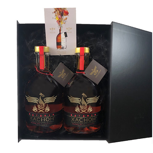 Double Deluxe Gift Box (70cl)