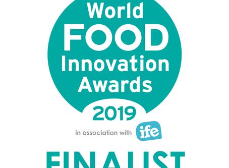 Xachoh is finalist at 'World Food Innovation Award 2019'