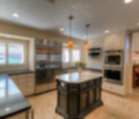 Custom Kitchen in Windsor, CA