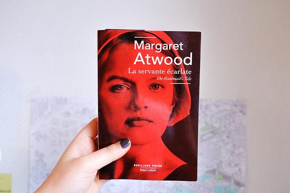 La Servante écarlate de Margareth Atwood
