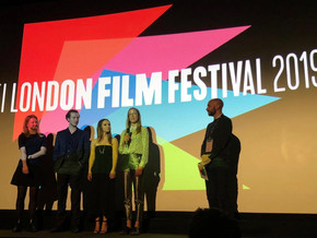 Worldwide Premiere at BFI London Film Festival 2019