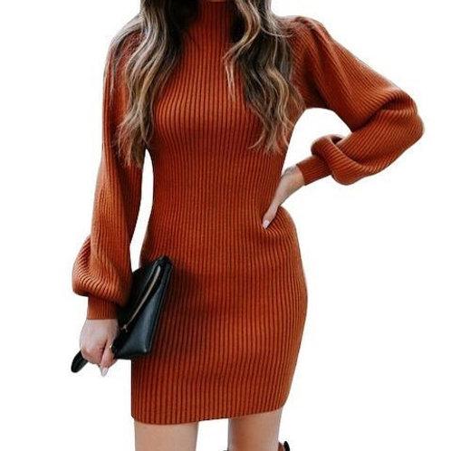 WOMAN SWEATER DRESS