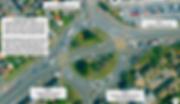 Sainsburys roundabout Slough