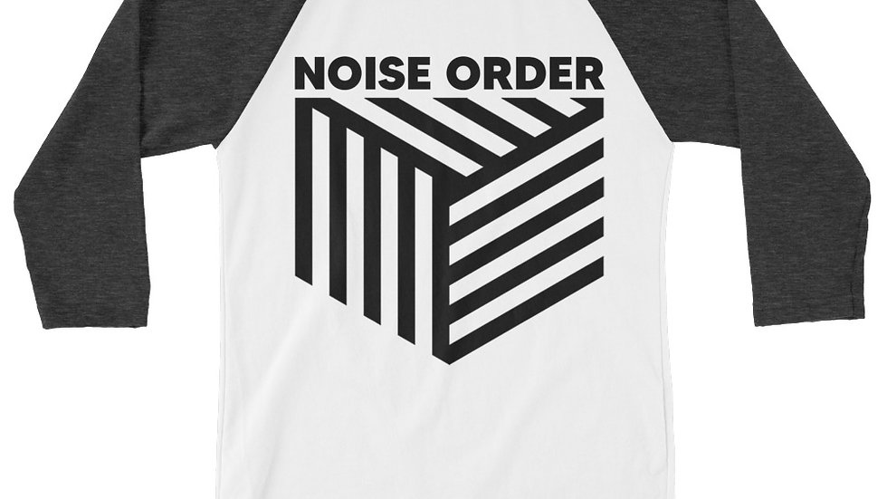 NOISE ORDER 3/4 sleeve shirt