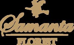 Samantaflorist Logo