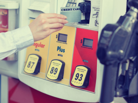 What Do The Different Colors At The Gas Pump Mean?