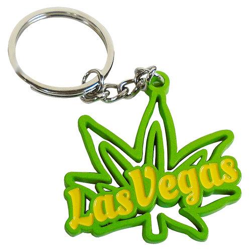 Las Vegas Cannabis Keychain
