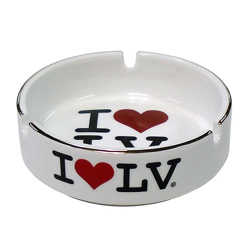 I Love LV Ash Tray