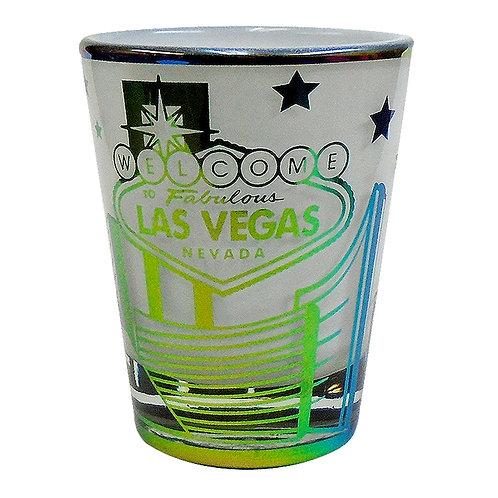 Las Vegas Star Shot Glass