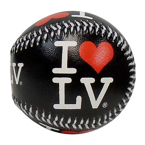 I Love LV Baseball