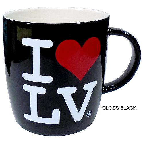 I Love LV Ceramic Mug