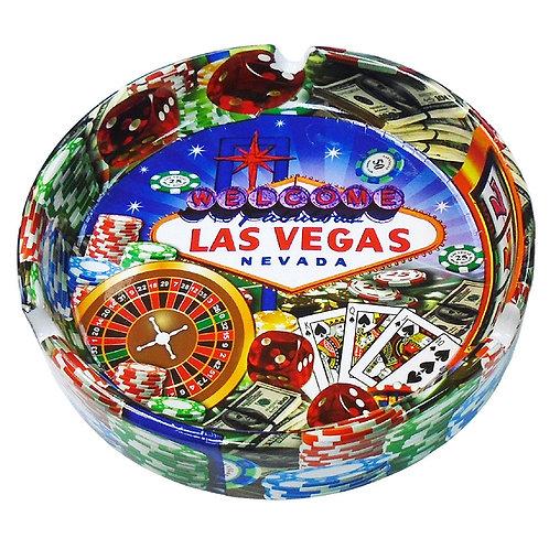 Las Vegas Gambling Ash Tray