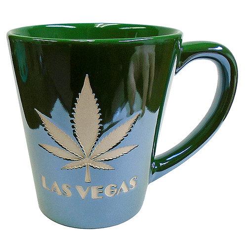 Las Vegas Cannabis Cone Mug