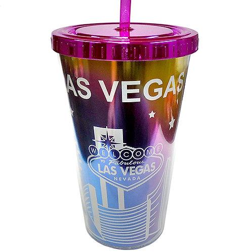 Las Vegas Hotels Tumbler