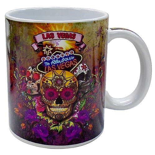 LV Day of the Dead Cup