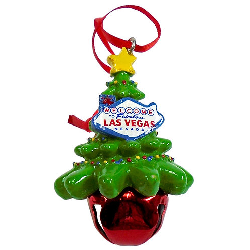 Las Vegas Tree Ornament