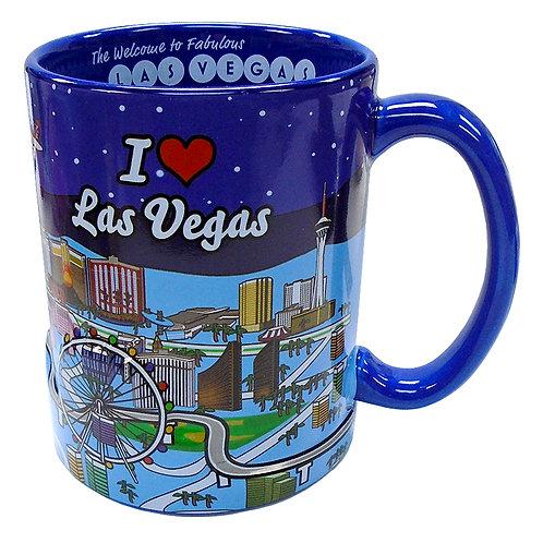 I Heart Las Vegas Mug