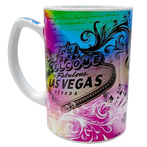 Rainbow LV Mug