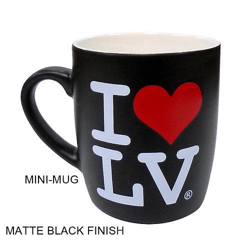 I Love LV Ceramic Mini-Mug