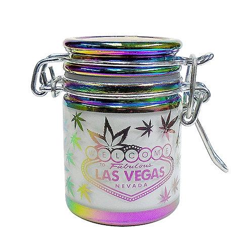 Las Vegas Leaf Jar
